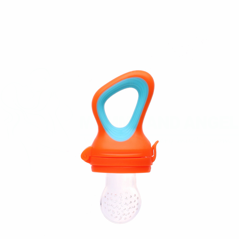 HOT SELLING Classic Baby Feeding Bottles Safety Fresh Food Fruits Milk Nibbler Feeder Feeding Tool (Size:S-M-L,2 Colour,PA-015)