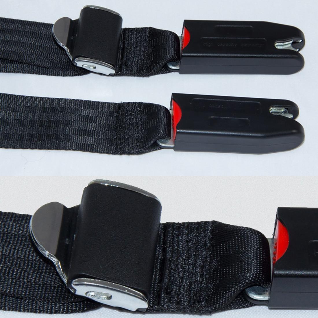 Dewtreetali Adjustable Car Baby Safe Seat Strap Isofix Soft Link Belt Anchor Holder Safety Cover Shoulder Harness Belt Clip