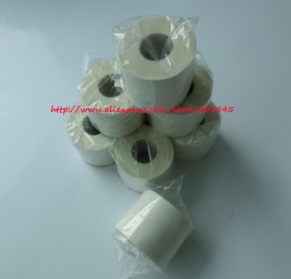 24Pcs/Lot  5m*4.5m Platband Edge Sports Tape Athletics Support  Adhesive Wrap Tape For player Athlete boegli m 24