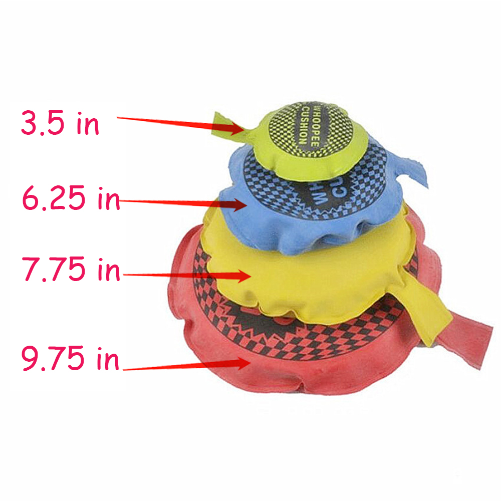 Baby Kids Fun Prank Toys Whoopee Cushion Jokes Gags Pranks Maker Tricks Funny Toys For Child Fart Pad Pillow Perdushka For Fun image