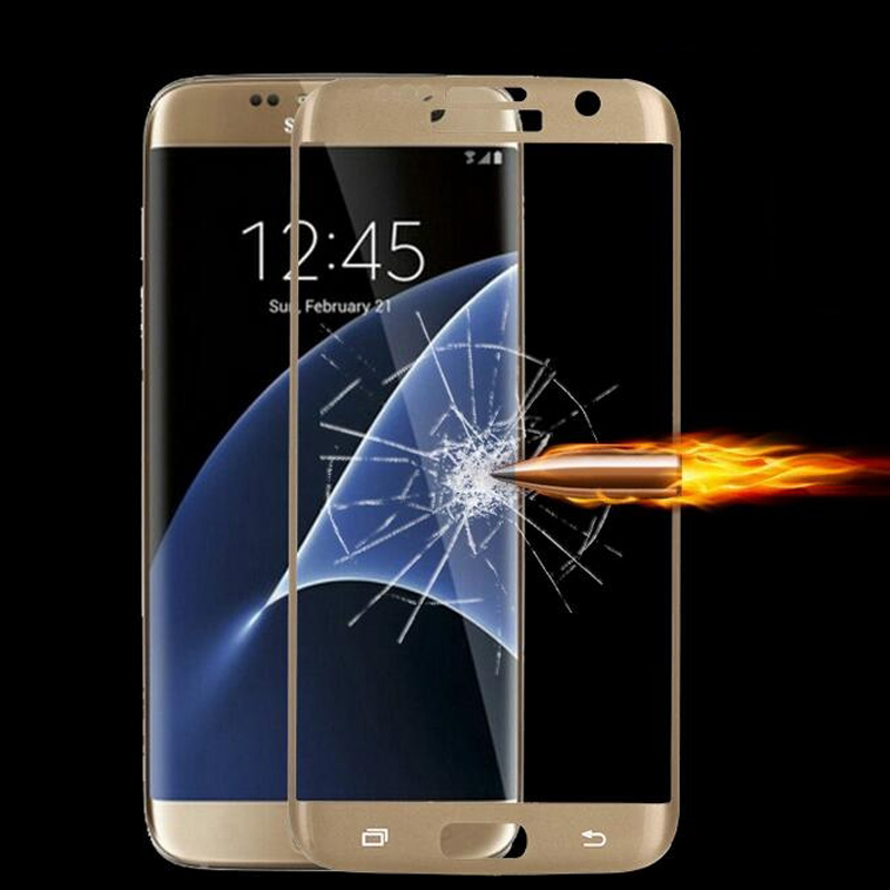 S7 <font><b>OR</b></font> S7edge! 3D Tempered Glass Screen Protector Case for <font><b>Samsung</b></font> <font><b>Galaxy</b></font> S7 /<font><b>OR</b></font>/ S7 EDGE <font><b>Full</b></font> Protective Film Clear Cover