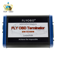 2017 FLY OBD Terminator Locksmith Version Free Update Online with Free J2534 Software