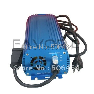 MH/HPS 600W dimming electronic ballast/dimming ballast for greenhouse plant growing and streetlights etc.