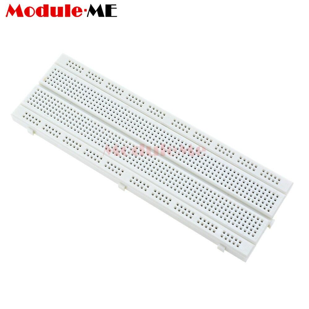 aliexpress com   buy breadboard 830 point solderless pcb