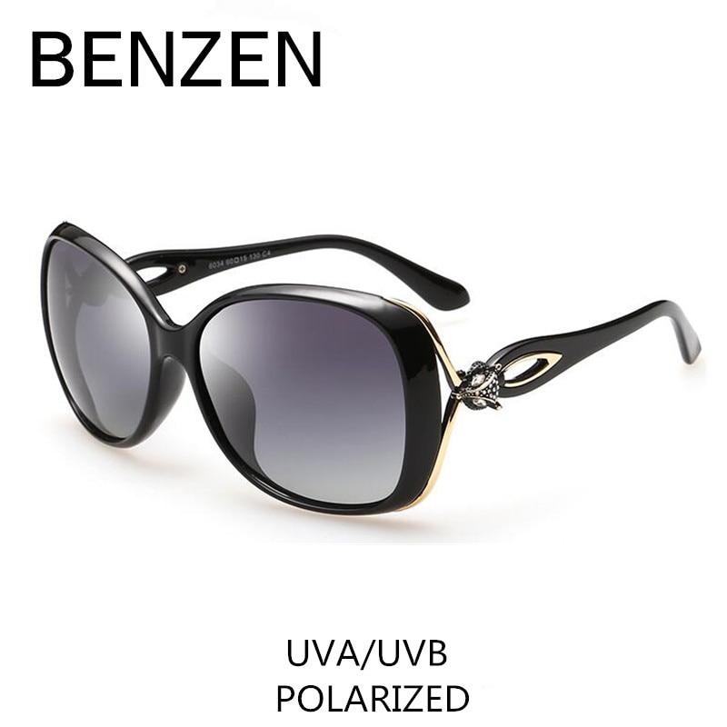 BENZEN Sonnenbrille Frauen Polarisierte Weibliche Sonnenbrille Für - Bekleidungszubehör - Foto 5