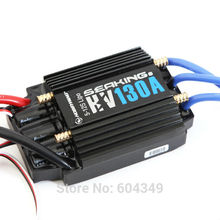 New HobbyWing SeaKing V3 130A BL Motor ESC HV 6V/5A BEC for RC R/c Racing Boat