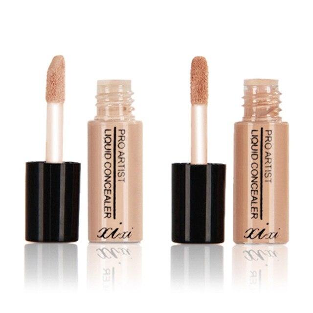 Corrector de líquido profesional nuevo maquillaje piel oculta imperfecciones aspecto gran bloque defecto blanqueamiento humedad duradera corrector de belleza