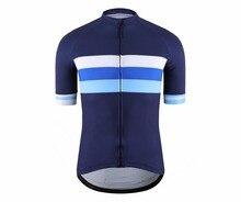 SPEXCEL Классическая сетчатая дышащая профессиональная велосипедная майка с коротким рукавом, Высококачественная велосипедная рубашка в синюю полоску, велосипедная рама, оборудование