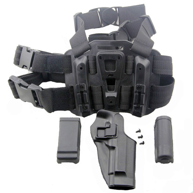 pistol gun holster mao direita carry arma 02
