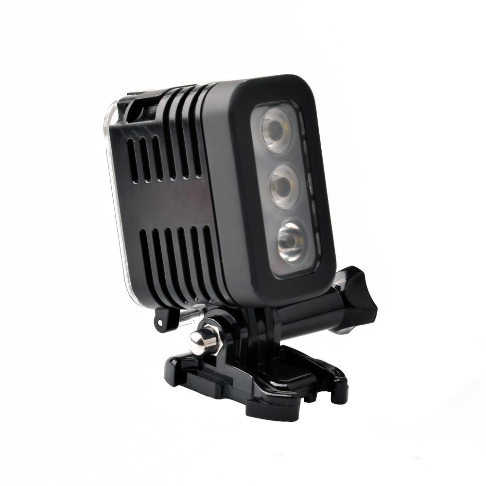 30 metara podvodni vodootporni ronilački LED Gopro LED svjetiljka - Kamera i foto - Foto 3