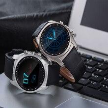 Wasserdichte SmartWatch A8 mit IPS HD GPRS SIM Tf-einbauschlitz Herzfrequenz Armbanduhr Sportuhr Höhenmesser Barometer Pedometer