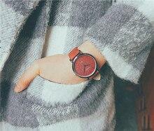 Мечта небольшой свежий ретро диких студенток корейской версии простой мужской тенденция часы пару часов пара
