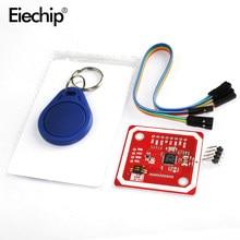 PN532 NFC RFID Drahtlose Modul V3 Benutzer Kit Reader Schriftsteller Modus IC S50 Karte PCB Attenna I2C IIC SPI HSU für Arduino Diy Elektronische