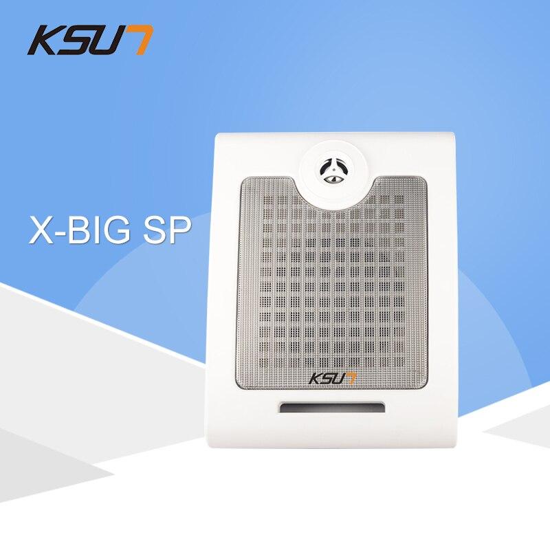 NEW Product KSUN X-Big SP Loudspeaker Walkie Talkie 5W High Power UHF 400-480MHz 120dB Handheld Two Way Radio Transceiver