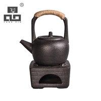 TANGPIN japonês conjuntos de bule de cerâmica bule de chá chinês kung fu jogo de chá