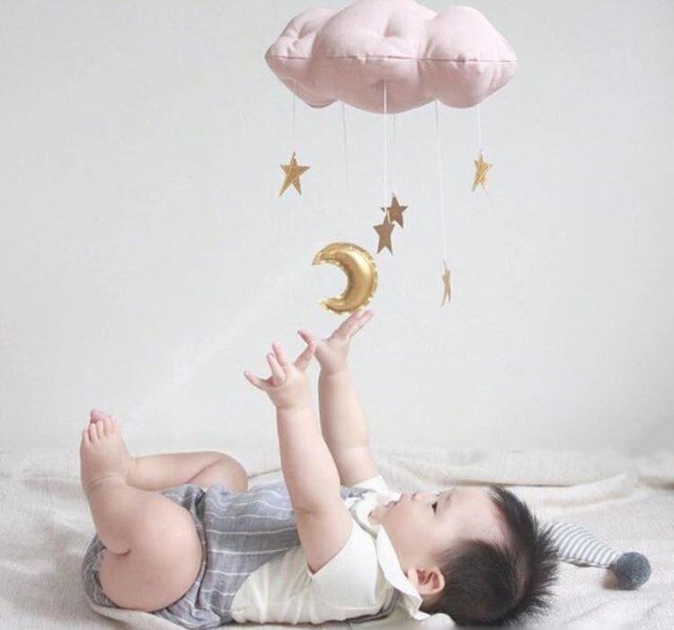 1 шт. плюшевые облако луна висит орнамент плюшевые стены вещи, украшения для детской комнате висит плюшевые украшения реквизит для фотосесс...