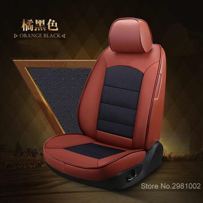 Housse de siège de voiture pour Toyota corolla chr auris souhait aygo prius avensis camry 40 50 accessoires housses pour siège de véhicule
