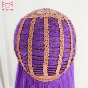 Image 4 - 【Anihut】LOL Game Cosplay Wig KDA POP/STAR Kaisa  Cosplay Wigs Women Long Straight Purple Wig LOL KDA Kaisa KPOP SKIN Hair