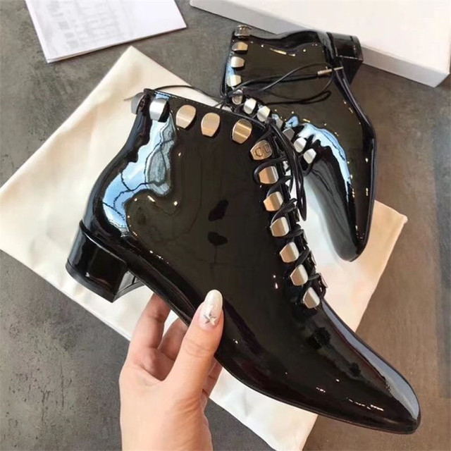 Branded st model women boots cow leather luxury designer model genuine  leather  boot women fashional really leather shoes lady