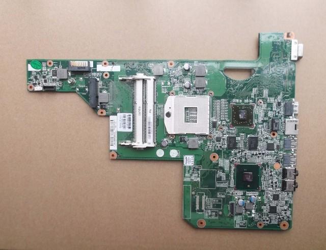 615381-001 el envío libre para hp g62 g72 cq62 hm55 ddr3 placa madre del ordenador portátil paquete bueno con garantía