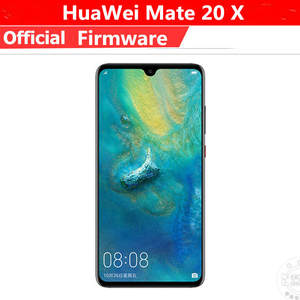 HuaWei IP53 2240x1080 8 GB RAM 256 GB ROM Mate 20X4G LTE Cell Phone Kirin 980