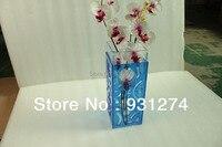 Большая распродажа! Бесплатная доставка акриловые ваза для цветов Вазы Кристалл Вазы Для Свадебные украшения Настольная Ваза Decoratives Home Decor