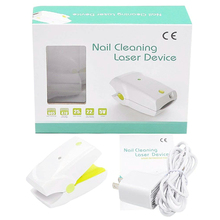 Rechargeable Nail Fungus Laser Treatment Device Cure Onychomycosis Professional Toe Finger Machine