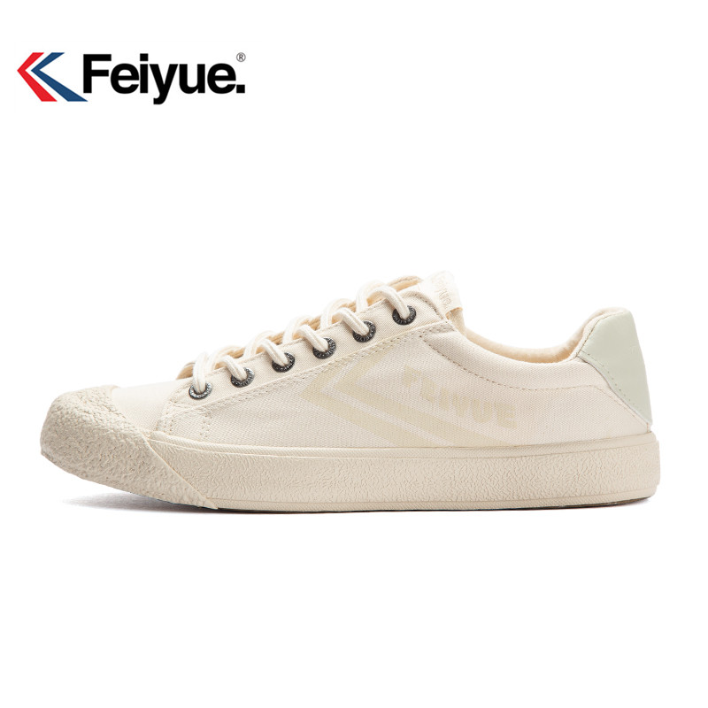 Feiyue shoes New classic Martial arts Tai Chi canvas shoes Rubber shoes men women sneakers 3