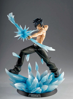 Nieuwe Hot Anime Comic Fairy Tail Gray Fullbuster Ice Magic Super Freeze Pijl Grey Battle Stijl 11