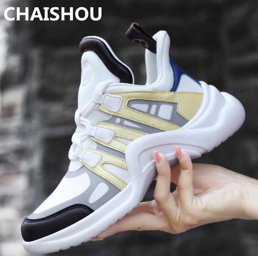 9c7dacf34a01 2019 Shoes Women spring Sneakers Casual Shoes Genuine Leather and Lycra women  flats Footwear Walking Shoes
