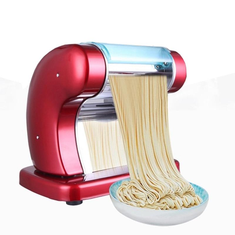 HIMOSKWA Electric Noodle Pasta Machine DIY Home Vegetables Noodle Maker Dumplings Ravioli Shell Maker 220V free shipping fully automatic pasta noodle maker diy pasta noodle machine electric noodle machine