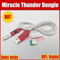 2018 Newest Original miraclekey /miracle thunder dongle instead of miracle box and key