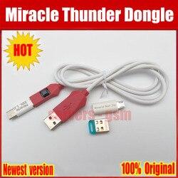 2018 más nuevo Original miraclekey/milagro thunder dongle en lugar de milagro caja y la llave
