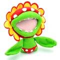 Nintendo Super Mario bros juguetes de peluche 17 cm Piranha Plant felpa juguete suave juguetes de peluche muñeca regalo de la historieta Animal para los niños