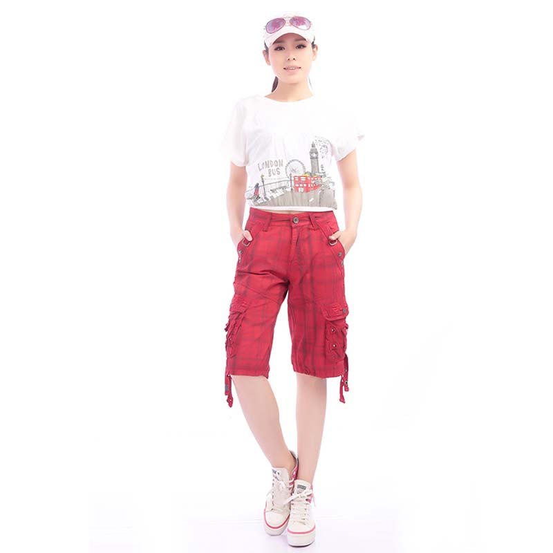 Compare Prices on Cargo Shorts Womens- Online Shopping/Buy Low ...