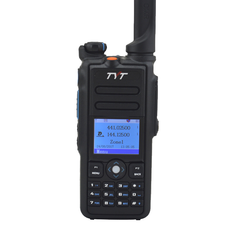 TYT MD 2017 Dual Band DMR Digital Portable Two way Radio
