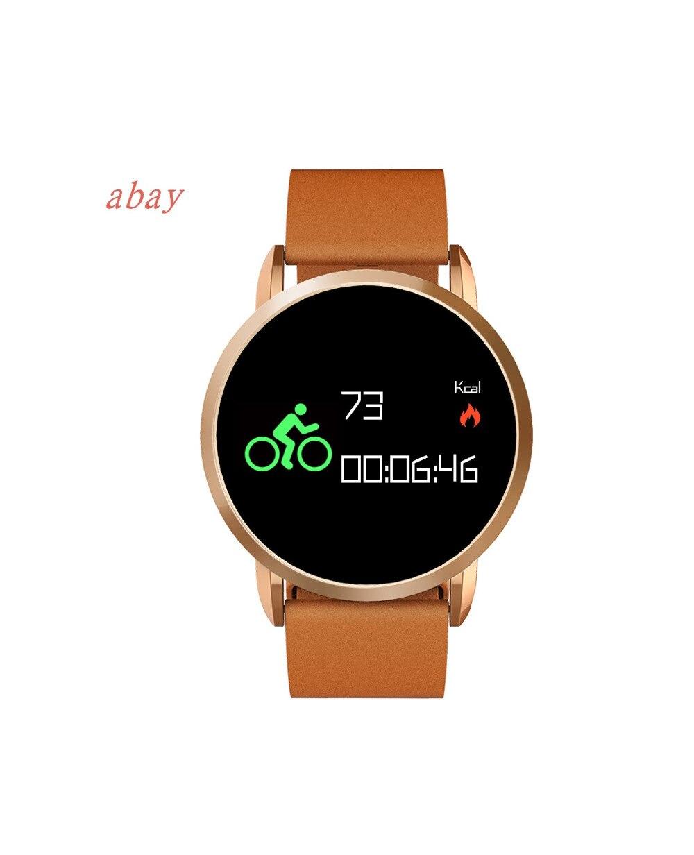 Date F1 Pro montre intelligente hommes sport Fitness Tracker montre-Bracelet fréquence cardiaque moniteur de pression artérielle Bracelet Support Android IOS