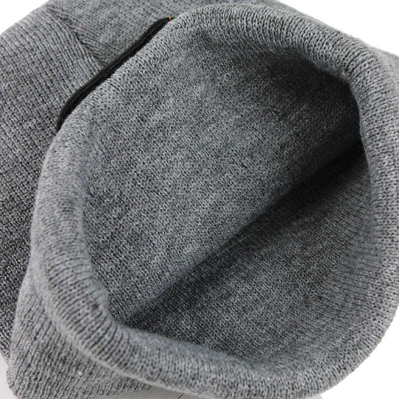[FLB] Hayvan Bere Kış Erkekler Kadınlar Sıcak Örme Şapka Gorra Hip hop Skullies Bonnet Unisex Kap f387