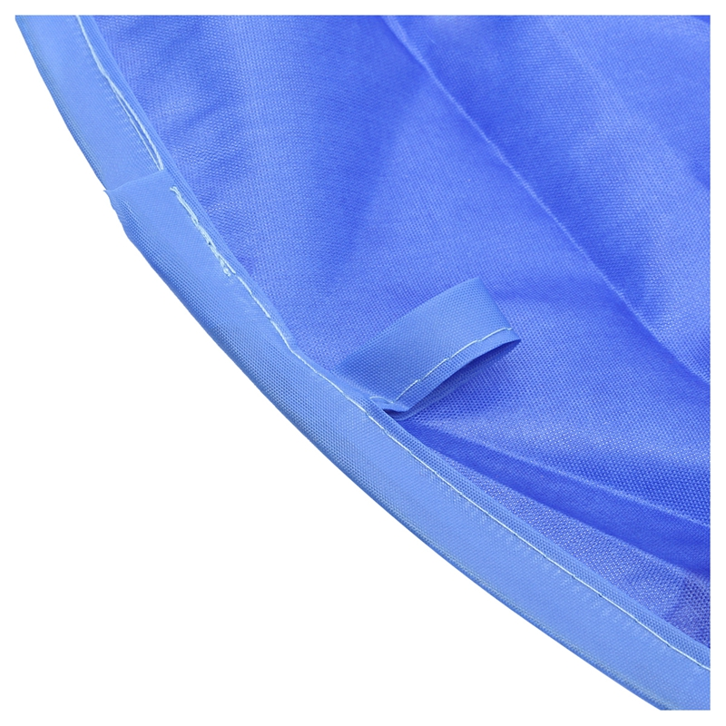 Kids Haircut Hairdresser Hair Cutting Cape Blue Cloak Clothes Apron For Haircut in Caps Foils Wraps from Beauty Health