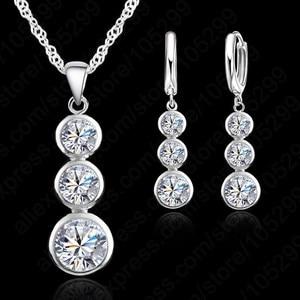 Women Fine Jewelry 925 Sterlin