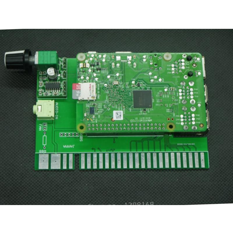 4999 en 1 Multigame PCB board JAMMA version/accueil version Support CGA CRT RGBHV RGBS/VGA RGBHV bricolage RGB Arcade Machine