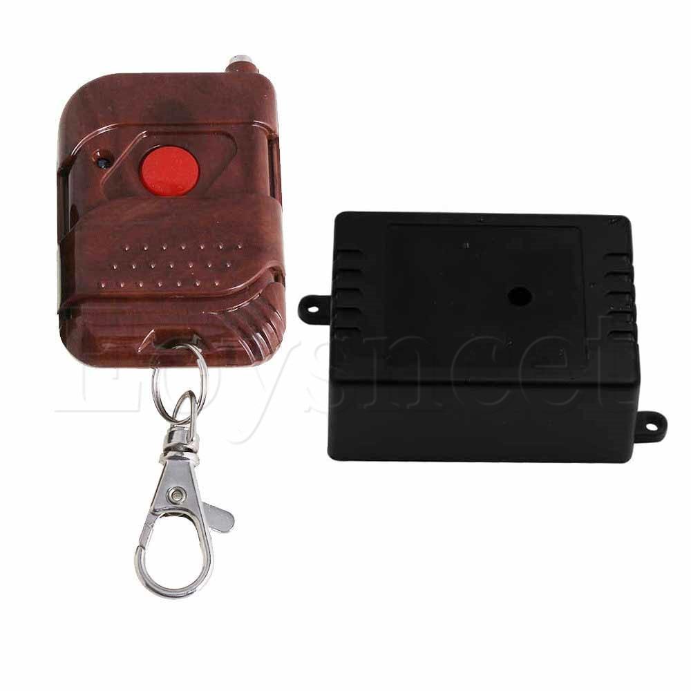 Genie Garage Door Light Relay: 1CH Relay Remote Control Light Garage Door Switch 220V