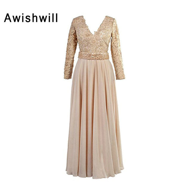 Aliexpress Buy Real Photo Elegant Mother Of The Bride Dress