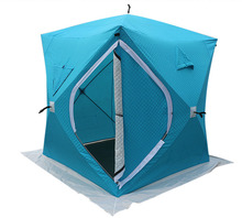 Winter Automatic Thick Fishing Tent
