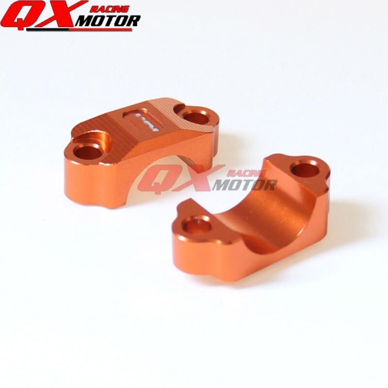 Arancione Morsetto di Controllo CNC Billet Freno Frizione KTM 65 85 125 200 250 300 350 450 500 525 530 SX EXC XCF SXF XC XCW EXCF EXCR