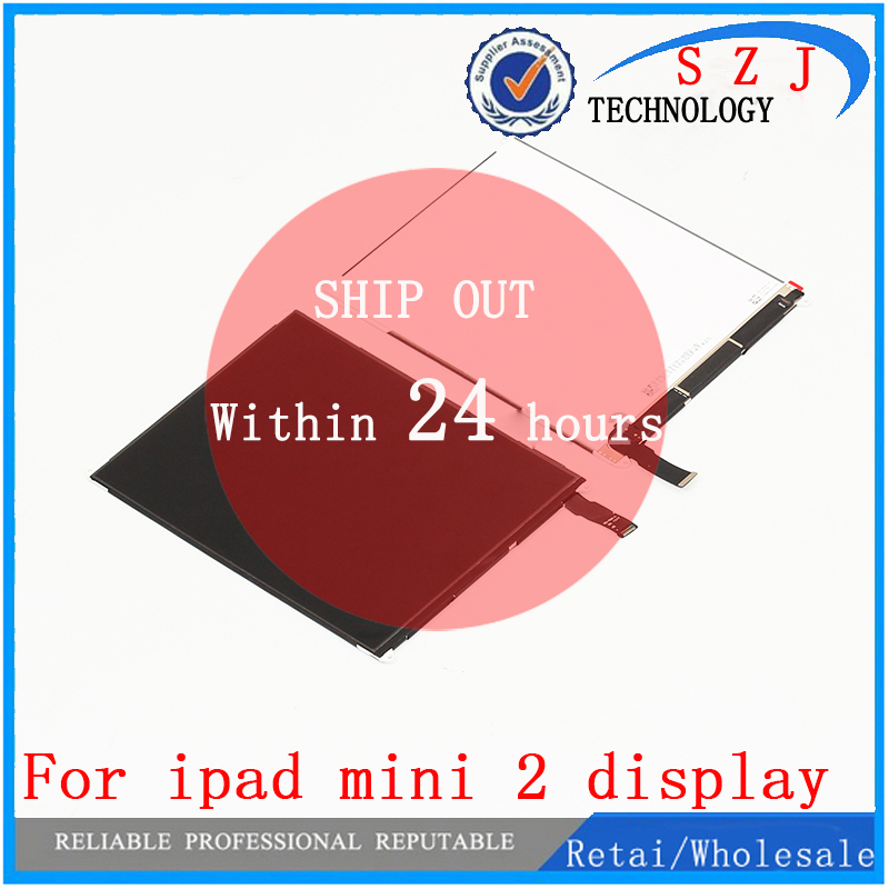 New 7.9'' inch Retina display For iPad mini 2 Replacement LCD display for ipad mini2 LCD display Free shipping wholesale 5pcs lot free shipping via dhl for ipad mini 1 lcd display original quality replacement new screen