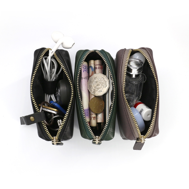zipper dinheiro de bolso carteira Marca : September 27 Designs