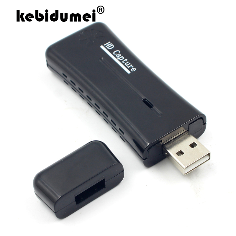 Computer Components Kebidumei Newest Mini Usb2.0 Port 1080p Video Capture Card Hd 1 Way Hdmi Video Convert Card For Pc For Windows Xp/vista/7/8/10 Delicious In Taste