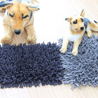 Dog Snuffle Mat Slow Feeding Dog Cat Food Mats Nose Work Pet Activity Training Blanket Exercise The Sense Of Smell