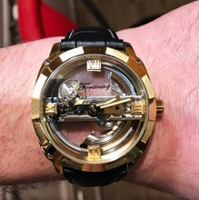 Exclusive Luxury Skeleton Watch